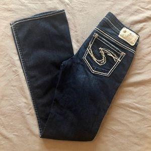 Silver Jeans Frances